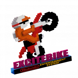 The Black Box Nes 3d Excitebike